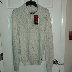 Mens chaps sweater